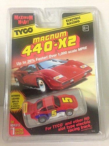 TYCO HO Scale 440x2 Porsche 935 Slot Car