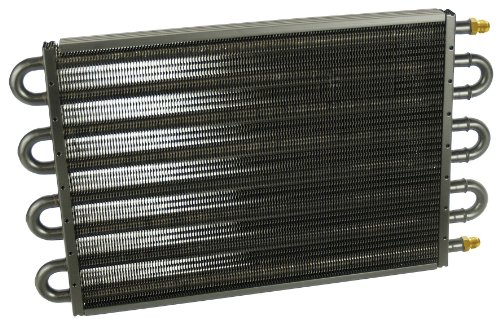 - Derale 13314 Series 7000 Tube and Fin Cooler Core
