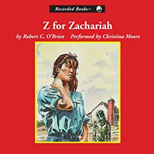 Z for Zachariah Audiobook