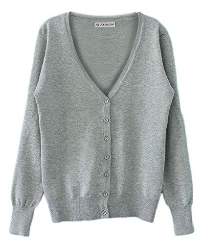 cintura de bot Claro moda Aj chaleco gris wqnAtxPEC