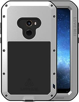 HICASER Xiaomi Mi Mix 2 Funda Impermeable, Anti-Polvo y Resistente ...
