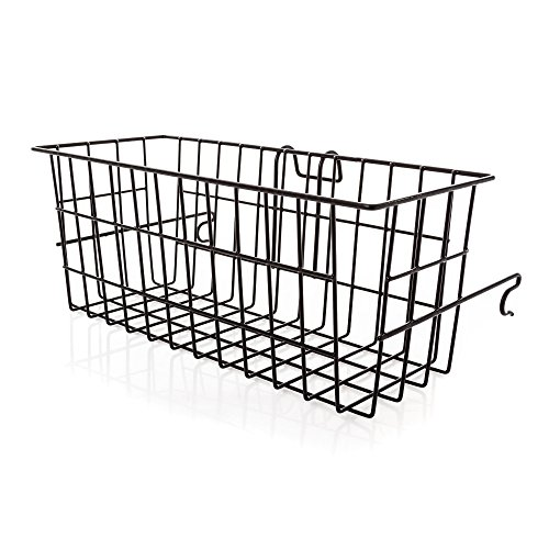 Silver Spring Metal Walker Basket