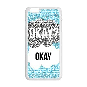 Happy Fresh warm dialogue Cell Phone Case for Iphone 6 Plus