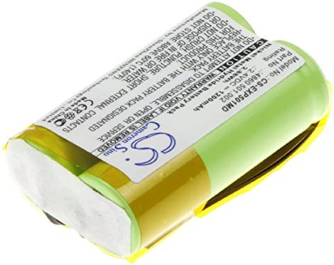 Cameron Sino 1200mAh 2.88WH /交換用バッテリーEppendorf Research Pro