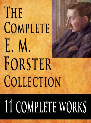 Road Pedestal Table - The E. M. Forster Collection : 11 Complete Works