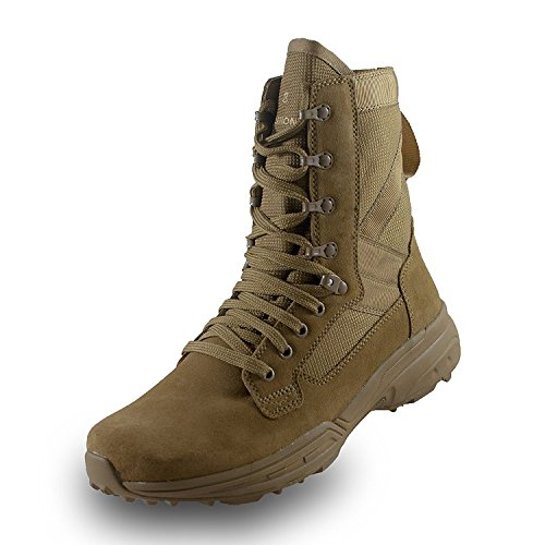 - Garmont T8 NFS Tactical Boot - Coyote, 9.5 M US