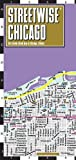 Streetwise Chicago Map - Laminated City Center Street Map of Chicago, Illinois (Michelin Streetwise Maps)