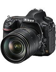 Nikon D850 AF-S Digital SLR Camera Kit, 24-120mm, F/4, Black