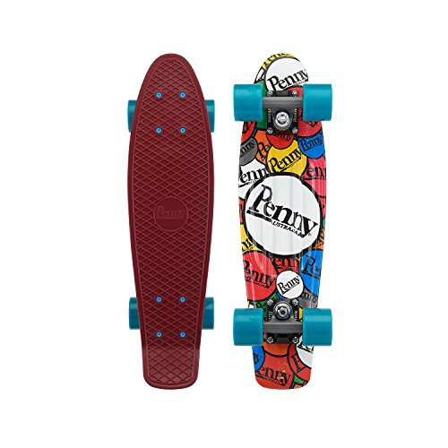 Penny Boards 22 Inch Sticker Slap Complete for sale  Delivered anywhere in USA