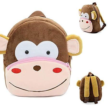 for Toddler Children Boys Girls Perfect Gift for Kids 2-5 Years Old Unisex Children Cute Animal Cartoon Backpack School Bag Shark