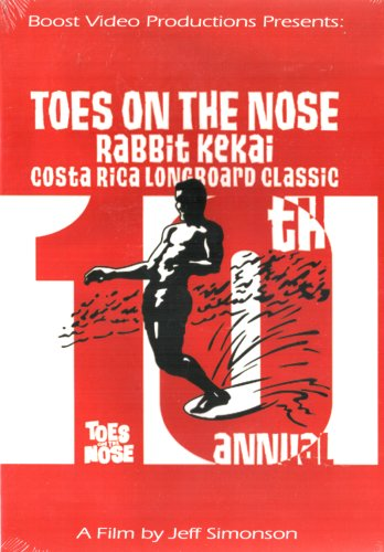 (Toes on the Nose: Rabbit Kekai 10th Annual Costa Rica Longboard Classic)