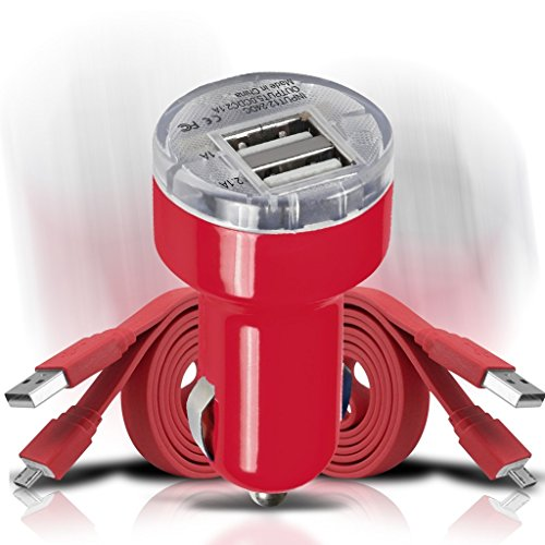 videocon-a27-videocon-a27i-videocon-a29-car-charger-set-red-12v-in-car-charging-mini-bullet-usb-dual