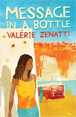 Book Message in a Bottle by Valerie Zenatti (2008-04-07)