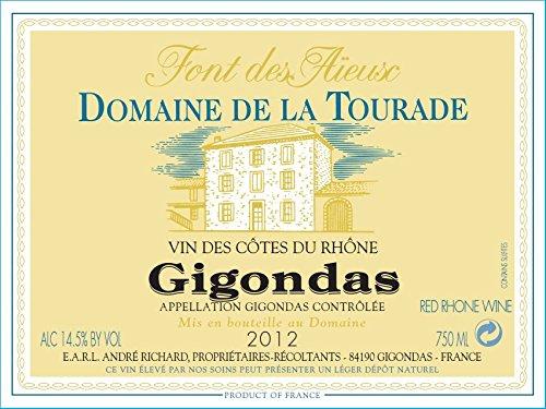 Gigondas Red Wine - 2