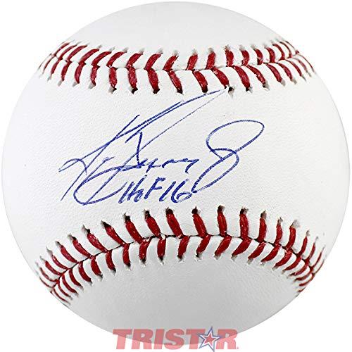 Ken Griffey Jr. Signed Autographed Official ML Baseball Inscribed HOF 16 TRISTAR COA All Star Baseball Ball