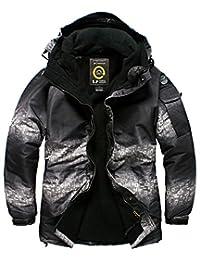 SOUTH PLAY Mens Premium Ski SnowBoard Wear Jacket Jumper HIEROGLYPHIC
