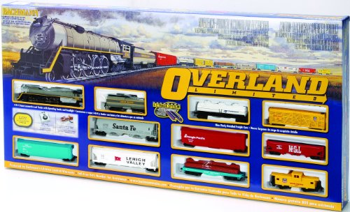 Bachmann Trains Overland Limited Ready - To - Run Ho for sale  Delivered anywhere in USA