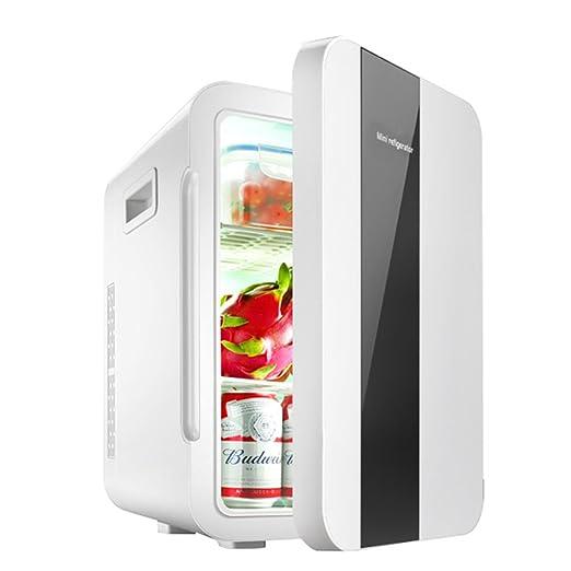 hj Congelador doméstico pequeño Refrigerador para automóvil ...