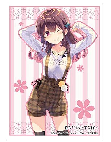 Girlish Number Chitose Karasuma P2 Trading Character Card Game Sleeves Vol 1210