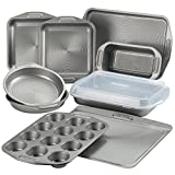 Circulon Total Nonstick Bakeware Set, 10-Piece Deal (Small Image)