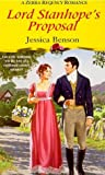 Lord Stanhope's Proposal (Zebra Regency Romance) by Jessica Benson (2000-03-01)