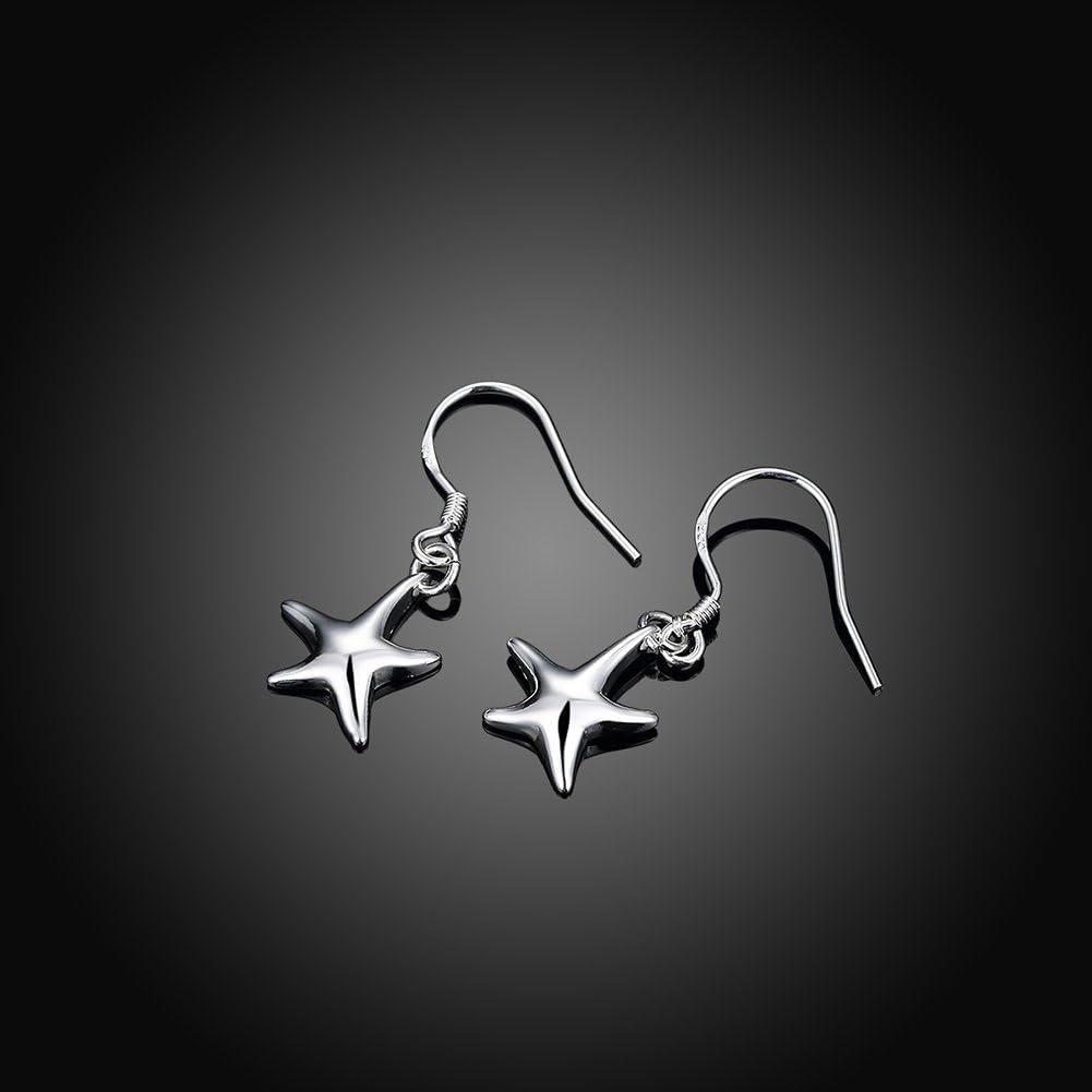 Earrings Crystal Gem Personalized Charm 2018 New Earrings LKNSPCE090 LEKANI Ms