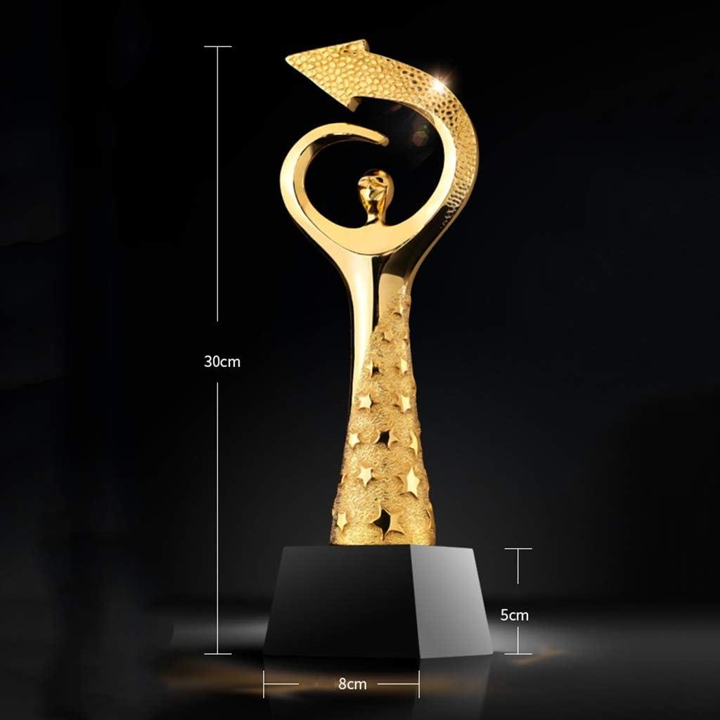 NUOVO Stile Su Base Marmo Premio Oscar ttrophy INCISIONE GRATUITA