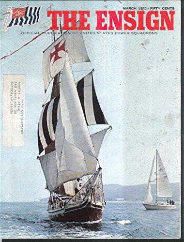 Race Schooner - The ENSIGN Fast Freighter Navigator's Races Gloucester Schooner Race 3 1972