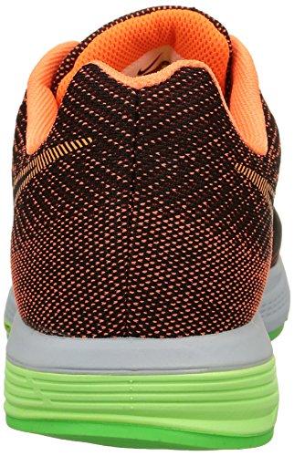 Nike Air Zoom Vomero 10 - Zapatillas para hombre Negro / Naranja / Verde