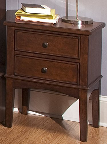 Liberty Chelsea Square - Liberty Furniture INDUSTRIES 628-BR60 Chelsea Square Night Stand, 22