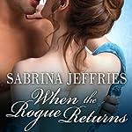 When the Rogue Returns: The Duke's Men, Book 2   Sabrina Jeffries