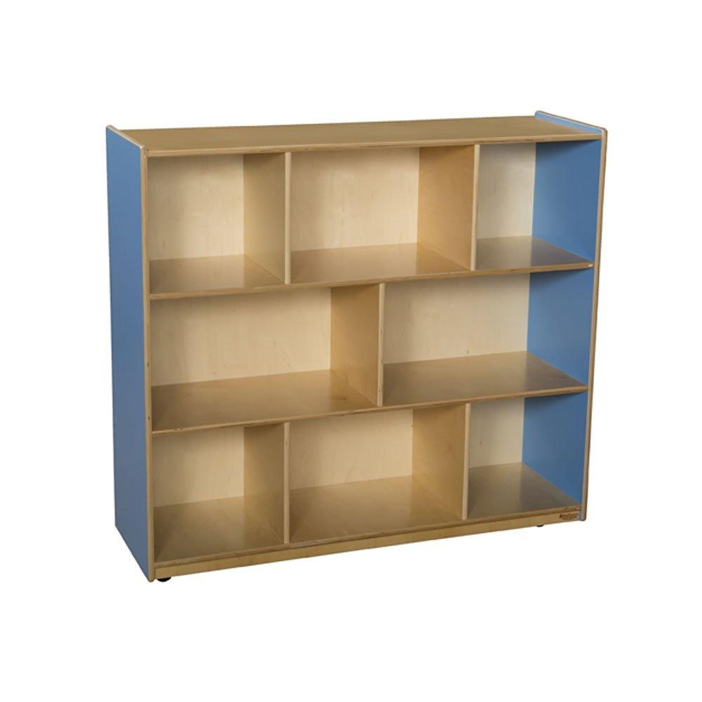Single Storage Unit Finish: Blueberry
