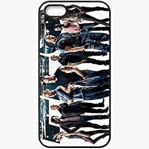 Personalized iPhone 5 5S Cell phone Case/Cover Skin The Fast Furious 6 Black