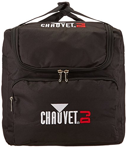 CHAUVET DJ CHS-40 VIP Travel/Gear Bag for DJ Lights, Cables, Clamps and (Dj Dj Bags)