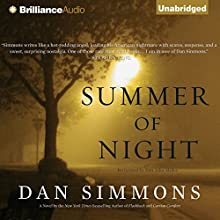Summer of Night Audiobook by Dan Simmons Narrated by Dan John Miller