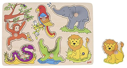 Zoo Animals Sound Puzzle - 9