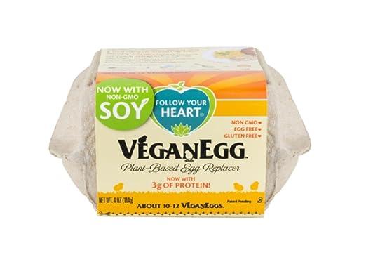 Follow Your Heart VeganEgg, 4-Ounce Carton (Pack of 2)