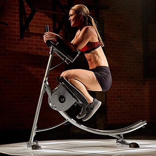 AbCoaster MAX Ab Machine Exercise Equipment for Home