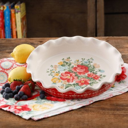 The Pioneer Woman Vintage Floral Bakeware