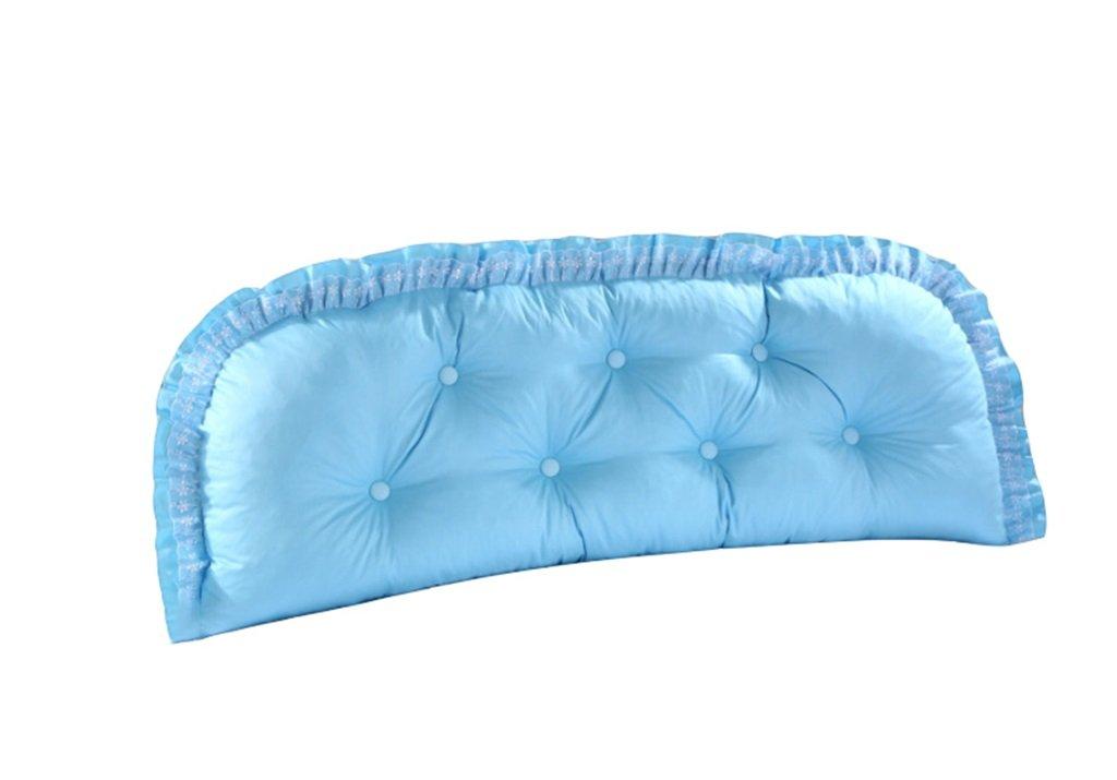 【良好品】 JJJJD ピローダブル綿ベッドソフトバッグ大きなベッド枕リムーバブル (サイズ さいず : 120*55cm) B07NKHGJZ3 200*55cm  200*55cm, 昭和のレトロ金物屋 関口国吉商店 fba5becf