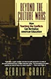 Beyond the Culture Wars, Gerald Graff, 0393311139