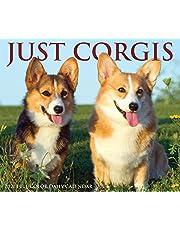 Just Corgis 2021 Box Calendar (Dog Breed Calendar)
