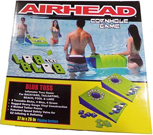 Airhead Inflatable Floating Cornhole Toss Game by Airhead