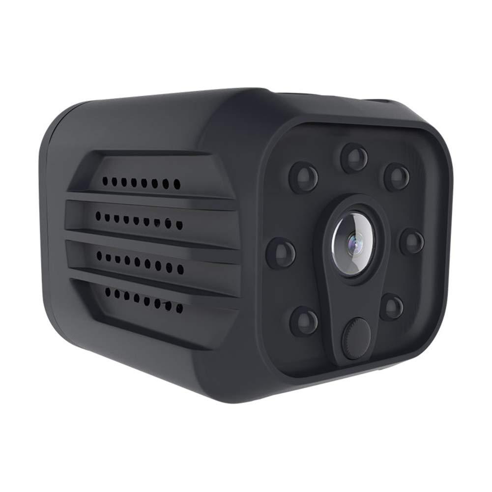 【お気にいる】 マイクロカメラ 720p Hd Smal 赤外線ナイトビジョン、記録モニター Black、リモート再生カメラ、動き検出アラームいつでも小型カメラ Smal B07M64DZW2 重量が携帯撮影で運ばれることは明らかである,Black Black B07M64DZW2, GARAGE COLLECTION:673a7149 --- domaska.lt