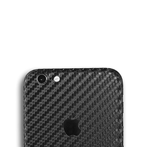 AppSkins Folien-Set iPhone 6s Full Cover - Carbon black