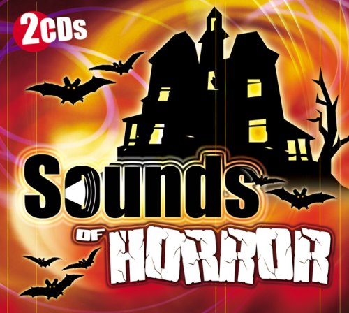 Sounds of Horror 2 CD's (Dollar Tree Colorado Springs)
