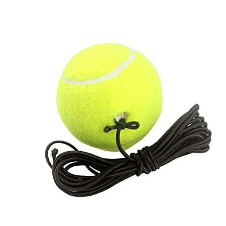 YILONG Pelotas de Tenis de Formación Práctica de Goma Bola ...
