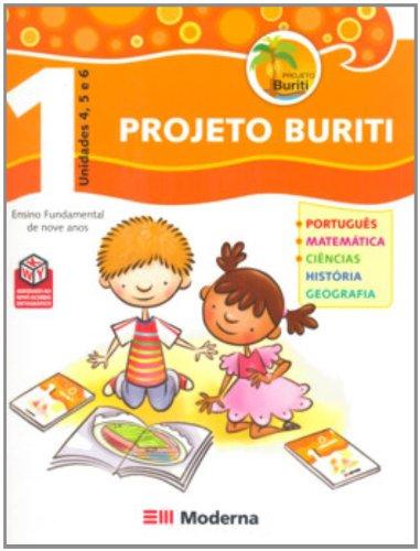 Read Online Projeto Buriti Integrado - 1 Ano - Parte 2 Unidades de 4 a 9 ebook