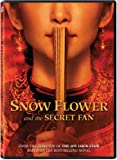 DVD : Snow Flower and the Secret Fan
