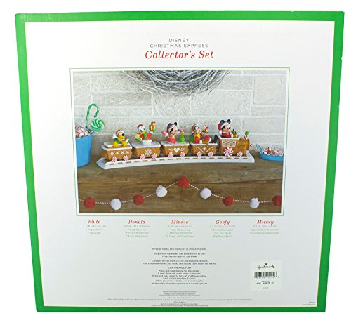 Hallmark XKT2299 Disney Christmas Express Collector's Set - Special Edition by Christmas Giftware (Image #2)